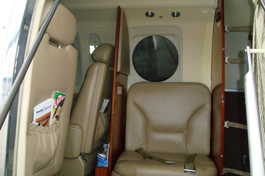 King Air C90 GTI-Interior